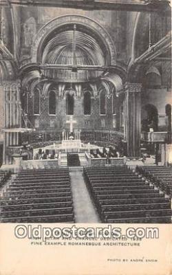 chr001414 - Churches Vintage Postcard