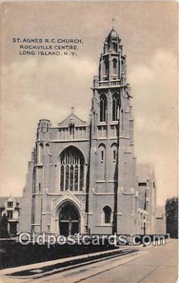 chr001416 - Churches Vintage Postcard