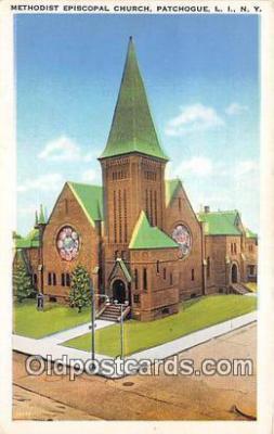 chr001417 - Churches Vintage Postcard
