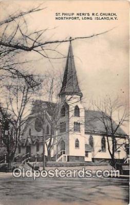 chr001419 - Churches Vintage Postcard