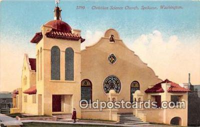 chs000068 - Churches Vintage Postcard