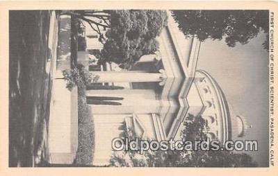 chs000077 - Churches Vintage Postcard