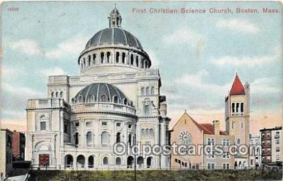 chs000115 - Churches Vintage Postcard