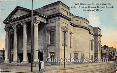 chs000152 - Churches Vintage Postcard