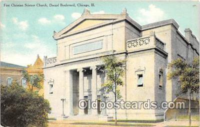chs000184 - Churches Vintage Postcard