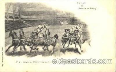 cir001014 - Barnum & Bailey Circus Postcard Post Card