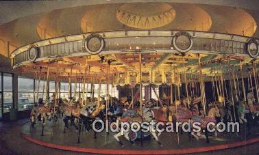 Merry Go Round Built in 1910