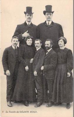 La Famille des Geants Hugo