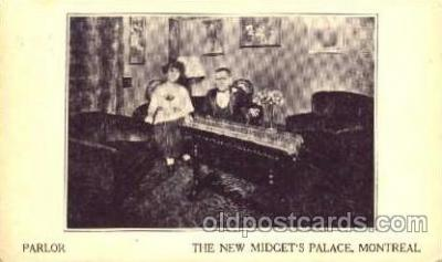 Midgets Palace, MOntreal