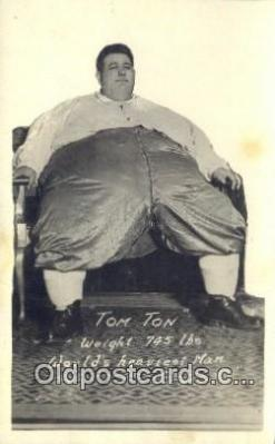Tom Tom Worlds Heaviest Man