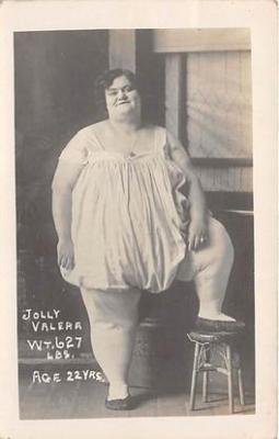 Jolly Valera, 627 lbs, Age 22