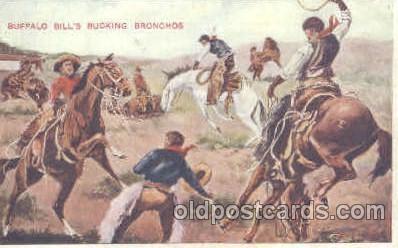 Bucking Bronchos