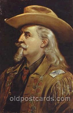 Col W.F. Cody
