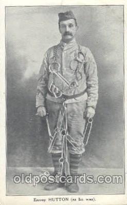 cir006106 - Circus Postcard Post Card Envoy Hutton