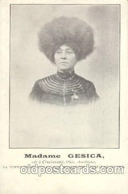 Madame Gesica