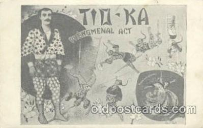 Tio-Ka Phenomental Act