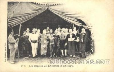 cir006185 - Barnum and Bailey Circus Circus Postcard Post Card