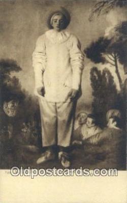 Artist A Watteau