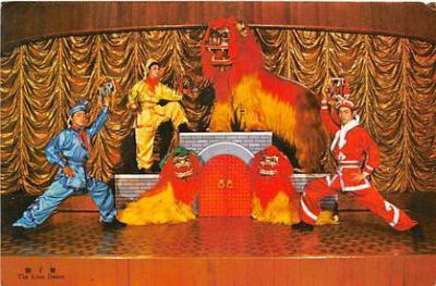 cir007110 - Circus Clown Postcards