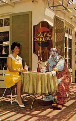 Ports OCall Pepsi Parlour, San Pedro California, USA