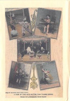 Tom Thumb Circus, Reproduction?