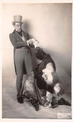 cir100691 - Circus Clowns Acts Old Vintage Post Cards