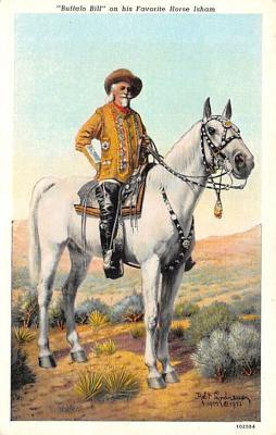 cir101185 - Circus Post Cards