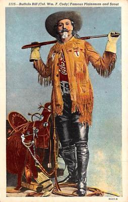 cir101225 - Circus Post Cards