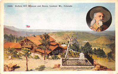 cir101273 - Circus Post Cards