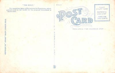 cir101297 - Circus Post Cards  back