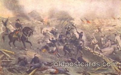 Battle of Chickmauga, Georgia, USA