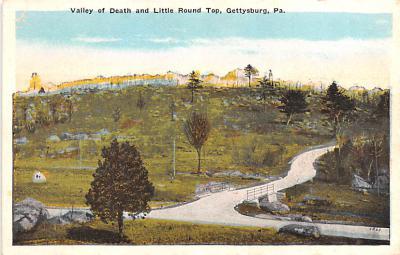 civ002145 - Civil War Post Card Old Vintage Antique Postcard