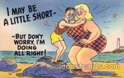 com001063 - Comic, Comedy, Comical Postcard Post Card