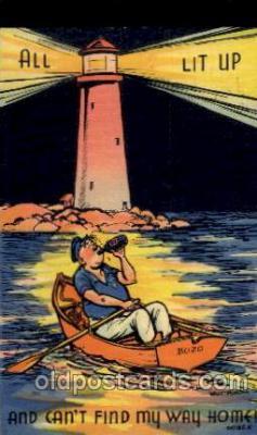 com001390 - Artist Walt Munson Comic Postcard Comical Post Card Old Vintage Antique Carte, Postal Postal