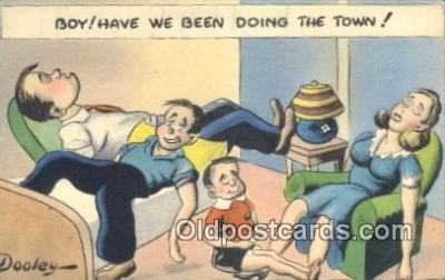 com100167 - Comic Comical Postcard Post Card Old Vintage Antique