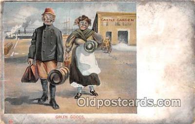 cps001239 - Couples Romance Vintage Postcard