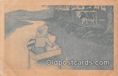 cps001243 - Couples Romance Vintage Postcard