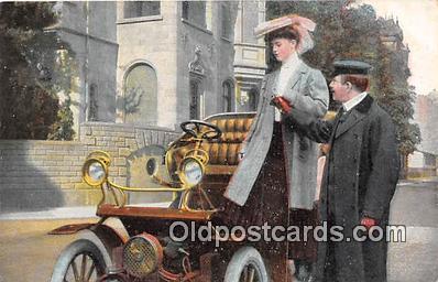 cps001248 - Couples Romance Vintage Postcard