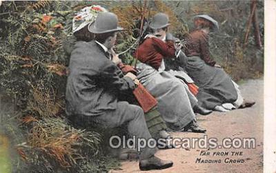 cps001249 - Couples Romance Vintage Postcard