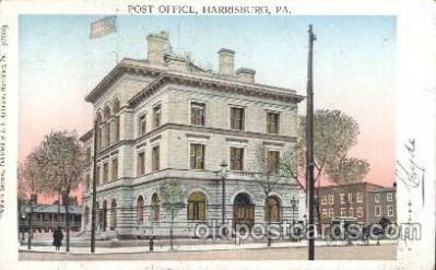 Post office, Harrisburg, PA. USA