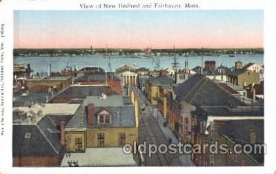 New Bedford and Fairhaven, Mass. USA