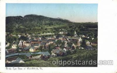 Woodstock, VT, Vermont, USA