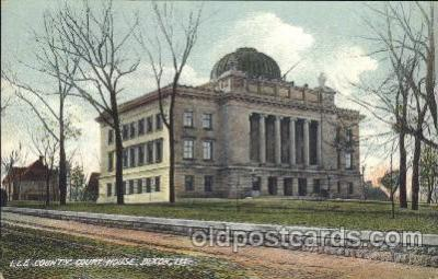 Lee County Court House, Dixon, ILL, Illinois, USA