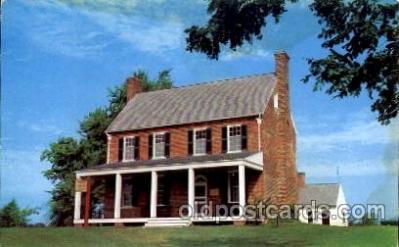 Appomattox Court House, Virginia USA