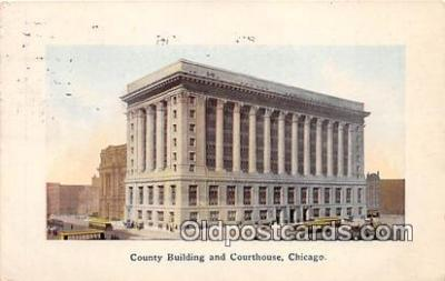 County Building & Courthouse