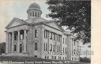 Chautauqua County Court House