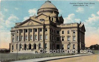 Luzerne County Court House