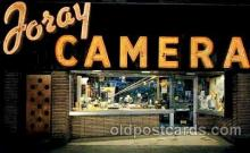 cam001094 - Camera Postcard Post Card