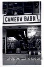 Camera Barn, Broadway, New York, NY USA