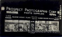 cam001163 - Prospect Photographic Corp., Atlanta, GA USA Camera Post Card Postcard